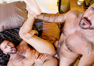 Alessio Romero & Rikk York in Half Hearted Part 1 Movie