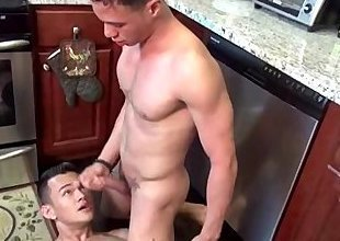 Oriental gays freting and doing anal