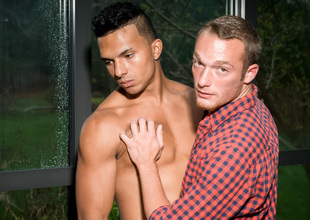 Derek Watered down & Devon Felix in My Girlfriends Brother - IconMale