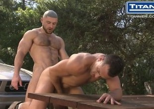 Overdrive: Marco Glow & Francois Sagat!