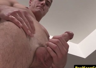 Athletic stud arrhythmic his bigcock