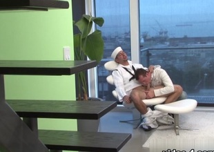 Fleet Week 2 XXX Video: Chaz Riley, Logan Drake
