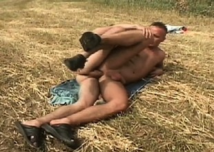 Euro gays go broadly earn be imparted to murder country for some hot cock and ass action