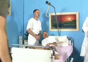 Gay Sex Orgy In Hospital