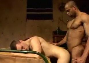 fucking in a cabin