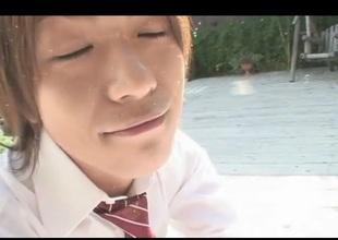 Hayato Komiya - Lusus naturae Boys Attack