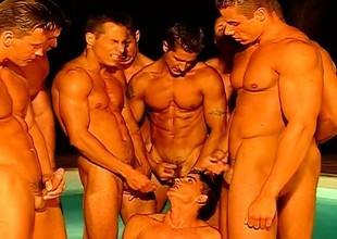 A bunch of XXX stallions admiration without exception other while on a voyage