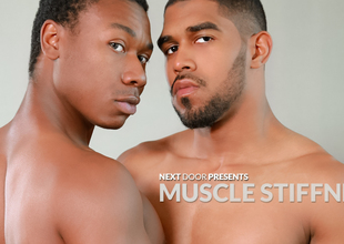 Damian Brooks & XL in Muscle Stiffness XXX Video