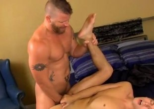 fucking the gay twink and the sex is nasty