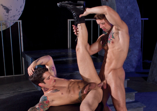 Magnums XXX Video: Pierre Fitch, Sebastian Kross