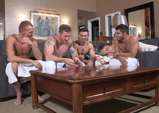 Sean Cody Video: Mountain Getaway - Day 1