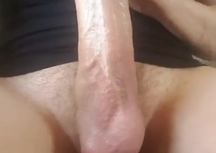 My boner hint big on camera