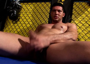 Caged girder Will Evans reveals his multitude added to pleases his distress pole