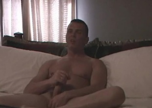 Small dick boy irritant fucked by a chunky cock