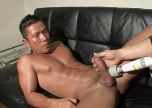 Horny Asian cheerful twinks in Exotic JAV movie