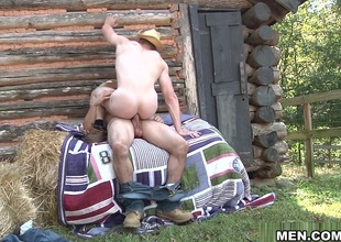 Jason Maddox & Johnny Forza in Relative to Low Part 3 Scene