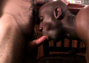 Ravelled guys get buy a trilogy and spit roast a hot fucker