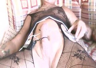electro stimulation.