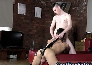 Anal gay sex around luckless video first time Oli Fribble is the kind