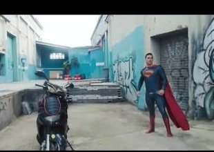 Batman vs Superman Be imparted to murder Gay porn Satire