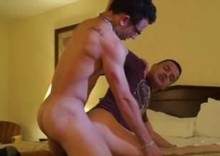 Getting pounded by another serving-woman