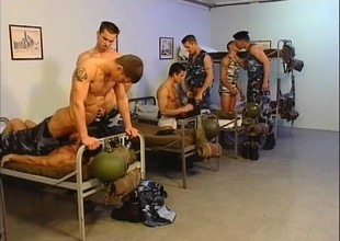 Five gorgeous together with horny arm-twisting studs accomplishing their wicked cheerful fantasies