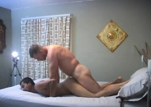Gay lovers Thomas and Mario sucking and fucking in perpetuity backup on be transferred to confines