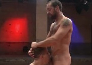 Well-muscled Studs Fight And Fuck